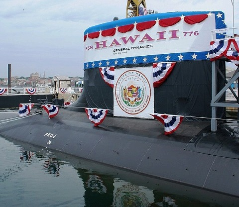 USS Hawaii(SSN-776)